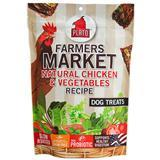 Plato® Farmer's Market™ Treats for Dog Chicken & Veggies 16 oz. I002074