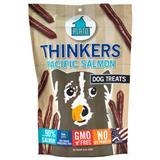Plato® Thinkers Smart Dog Snacks Resealable Pouch Salmon I002084b