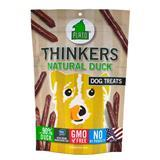Plato® Thinkers Smart Dog Snacks Resealable Pouch Duck I002083b