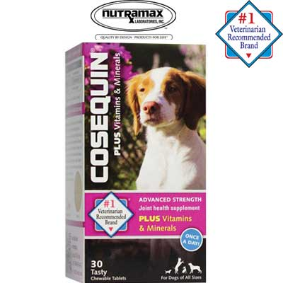 Nutramax Laboratories™ Cosequin® Advanced Strength Plus Joint Health Supplement I002155