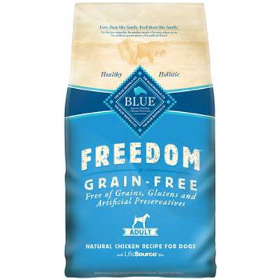 Blue Buffalo BLUE™ Freedom™ Grain-Free Chicken Recipe for Adult Dogs I002361