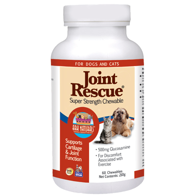 "Ark Naturals® Joint ""Rescue""® Super Strength Chewable Tablets I002386b"