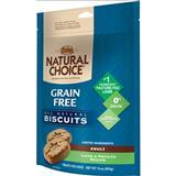 Nurto® Natural Choice® Grain Free Adult Biscuits Lamb & Potato Recipe I002435