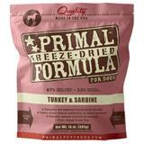 Primal™ Freeze-Dried Turkey & Sardine Formula for Dogs 14 oz. I002457