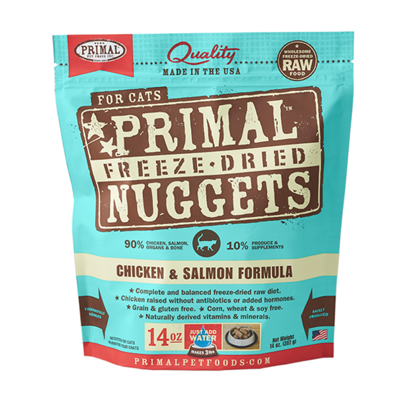 Primal™ Freeze-Dried Formula for Cats, 14 oz. I002458