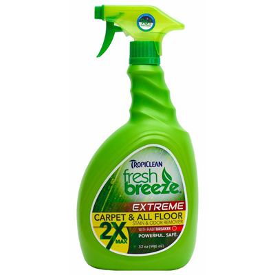 Tropiclean® Fresh Breeze™ Carpet & All Floors Stain & Odor Remover I002491b