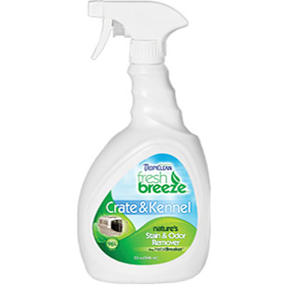 Tropiclean® Fresh Breeze™ Crate & Kennel Cleaner 32 oz. I002495