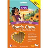 Halo® Spot's Chew® Natural Edible Dental Treat I002654b