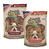 Loving Pets It's Purely Natural™ Chicken and Brown Rice Biscotti 4 oz I002864b