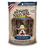 It's Purely Natural Pure Beef Jerky Bars 4 oz I002866