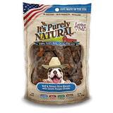 Loving Pets It's Purely Natural™ Beef and Brown Rice Biscotti with Sweet Potato Chunks 4 oz I002867