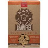 Cloud Star® Buddy Biscuits Grain Free Oven Baked Dog Treats, 14 oz. Homestyle Peanut Butter Flavor I002889