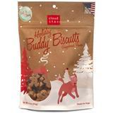Cloud Star® Holiday Soft & Chewy Buddy Biscuits® Gingerbread Flavor Dog Treats, 6 oz. I003033