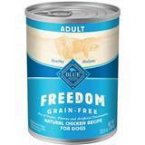 Blue Buffalo BLUE™ Freedom™ Grain-Free Chicken Recipe Can Dog Food, 12.5 oz. I003056