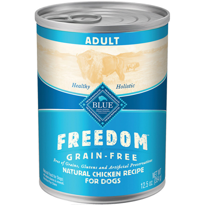 Blue Buffalo BLUE™ Freedom™ Grain-Free Chicken Recipe Can Dog Food, 12.5 oz.gs I003056