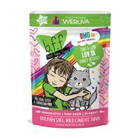 WERUVA b.f.f. Best Feline Friend Tuna & Lamb Luv Ya Recipe in Gravy Pouch 3 oz I003079