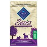 Blue Buffalo BLUE™ Basics Turkey & Potato Recipe Adult Dog Food I003168b