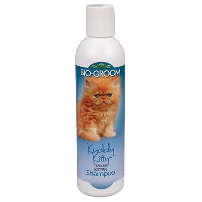 Bio-Groom Kuddly Kitty™ Tearless Kitten Shampoo. 8 oz. I003173