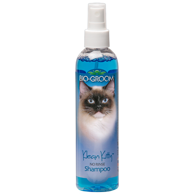 Bio-Groom® Klean Kitty™ No Rinse Shampoo, 8 oz. I003174