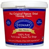 Stewart® Pro-Treat® Pork Liver Freeze Dried Training Treats for Dogs I003180b