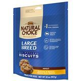 Nutro® Natual Choice® Large Breed Adult Dog Biscuits Chicken & Rice Recipe, 32 oz. I003216