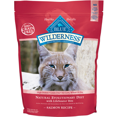 Blue Buffalo BLUE™ Wilderness™ Salmon Recipe for Adult Cats I003322b
