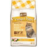 Merrick® Purrfect Bistro Grain Free Healthy Adult Chicken Cat Food I003467b