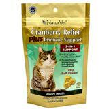 NaturVet® Cranberry Relief Plus Immune Support Soft Chews for Cats, 50 ct. I003497