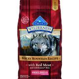Blue Buffalo BLUE™ Wilderness™ Rocky Mountain Recipe with Red Meat for Small Breeds, 4 lbs. I003560