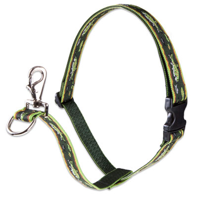 "Lupine® Brook Trout Pattern No Pull Harness 1"" x 24""-38"". I003698"