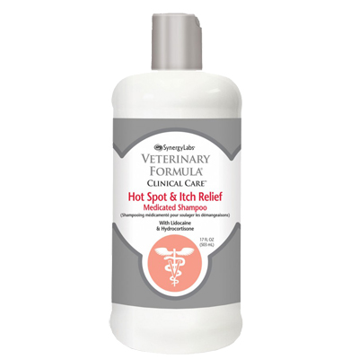 Veterinary Formula® Clinical Care™ Hot Spot & Itch Relief Medicated Shampoo 16 oz. I003743