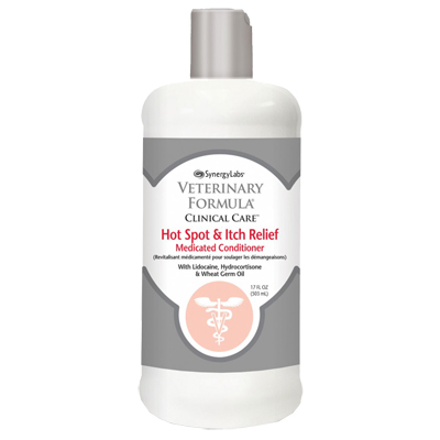 Veterinary Formula® Clinical Care™ Hot Spot & Itch Relief Medicated Conditioner I003745b