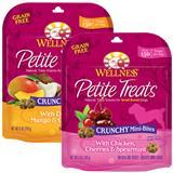 Wellness® Petite Treats Crunchy Mini-Bites for Small Breed Dogs, 6 oz. I003870b