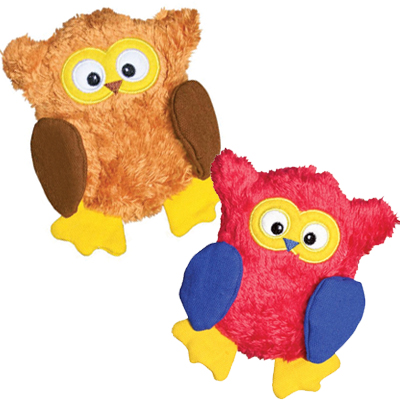 Kong® Softies™ Owl Cat Toy I004188