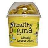 Healthy Dogma™ Blissful Banana Crisps Treats for Dogs, 7 oz. I004241