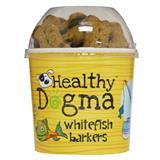 Healthy Dogma™ Whitefish Barkers Dog Biscuits 8 oz. I004243