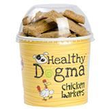 Healthy Dogma™ Chicken Barkers Dog Biscuits 8 oz. I004245