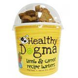 Healthy Dogma™ Lamb & Carrot Recipe Barkers Dog Biscuits 8 oz. I004248