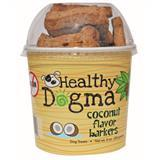 Healthy Dogma™ Coconut Flavor Barkers Dog Biscuits 8 oz. I004250