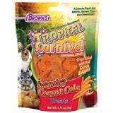 Brown's® Tropical Carnival® Crunchy Carrot Cake Treats, 2.75 oz. I004261
