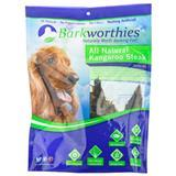 Barkworthies® Natural Kangaroo Steak Dog Treats, 8oz. I004315