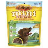 Zuke's® Mini Naturals™ Healthy Moist Dog Treats Duck I004332b