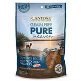 CANIDAE® Pure Heaven Grain Free Biscuits for Dogs Duck & Chickpeas 11 oz.  I004334