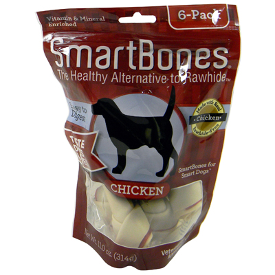 SmartBones® Vegetable & Chicken Chews for Dogs Chicken  I004365b
