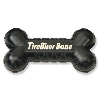 Mammoth® TireBiter® Bone with Treat Station Dog Toys I004398B