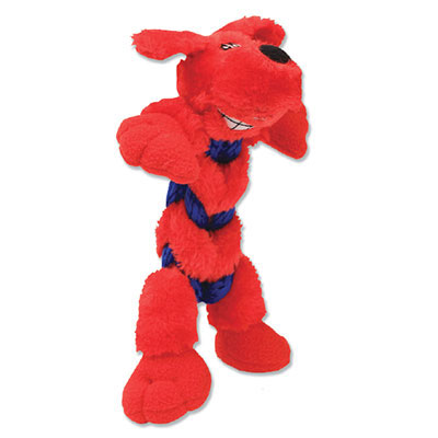 Mammoth® Linkies™ 3 Link Dog Plush Toys I004403b