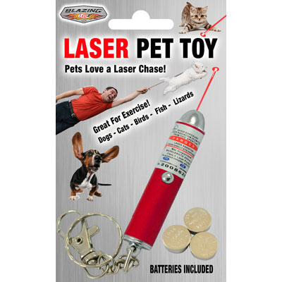 Blazing LEDz Laser Pet Toy I004567