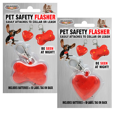 Blazing LEDz Pet Safety Flasher I004568