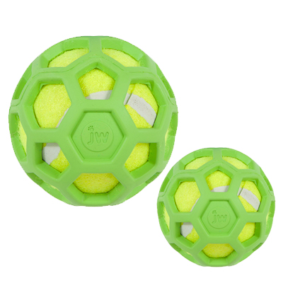 JW® Pet ProTEN™ Hol-ee Roller® Dog Toy I004607b
