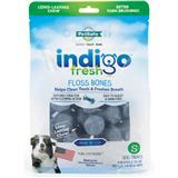 PetSafe® Indigo™ Fresh Floss Bones for Dogs, 18 oz. I004634b